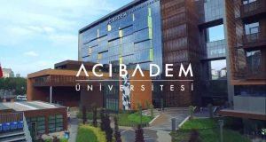 Acıbadem Üniversitesi Bölümleri Taban Puanları, Başarı Sıralamaları ve Kontenjanları