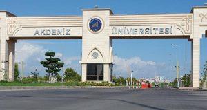 Akdeniz Üniversitesi Bölümleri Taban Puanları, Başarı Sıralamaları ve Kontenjanları