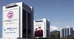 Gedik Üniversitesi Bölümleri Taban Puanları, Başarı Sıralamaları ve Kontenjanları
