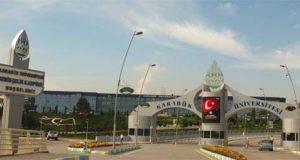 Karabük Üniversitesi Bölümleri Taban Puanları, Başarı Sıralamaları ve Kontenjanları